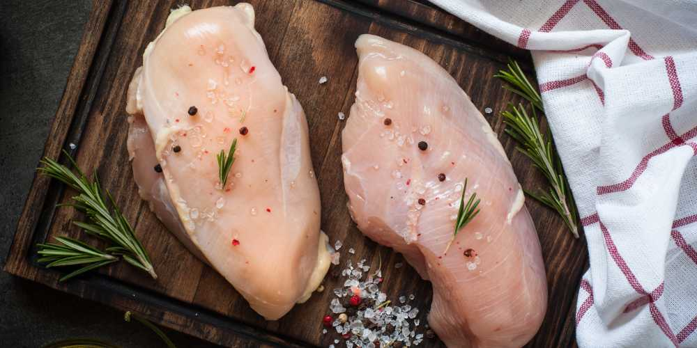 Chicken Breasts Raw